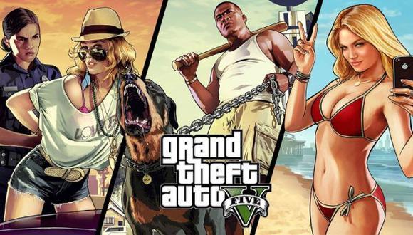"""La correlación entre """"mercado bursátil"""" y """"Grand Theft Auto V"""" es una oportunidad para encontrar una ventaja en los mercados financieros. (Foto: Rockstar games)"""