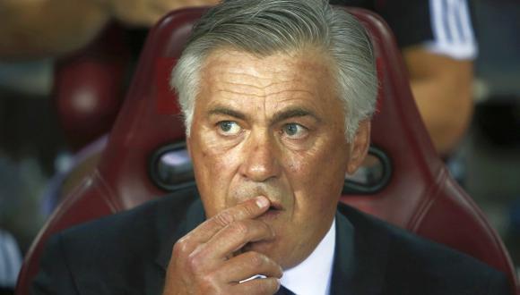 """Ancelotti sobre el derbi: """"No es un partido para señoritas"""""""