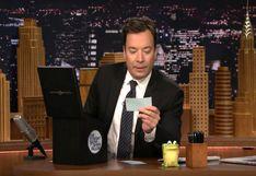"Filtran video de Jimmy Fallon haciendo un parodia ""racista"" y usuarios piden que se cancele ""The Tonight Show"""