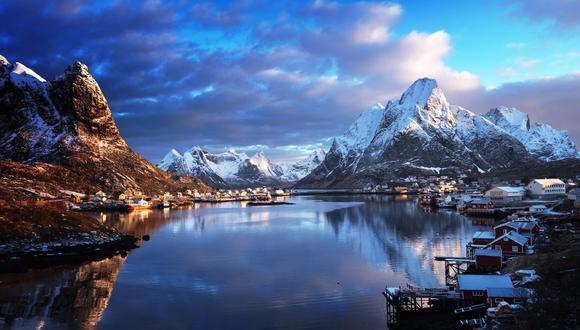 Este increíble timelapse te animará a conocer Noruega