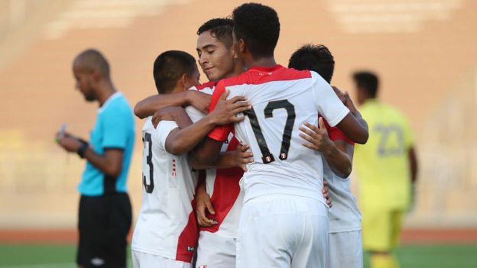 Perú vs. Chile: se miden por el Sudamericano Sub 17 en el Estadio San Marcos. (Foto: Selección peruana)