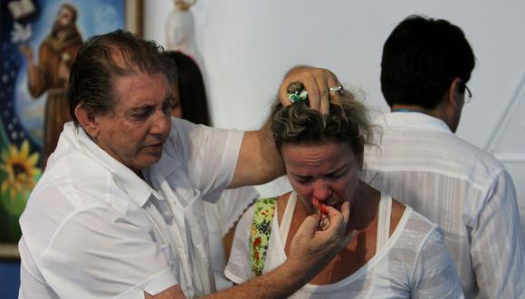 Joao de Deus, de médium estrella a sospechoso de cientos de abusos sexuales en Brasil. (AP).