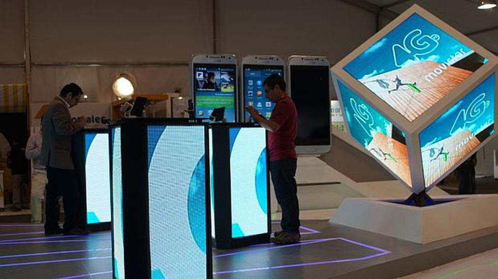 Movistar ampliará cobertura 4G a 19 distritos de Lima