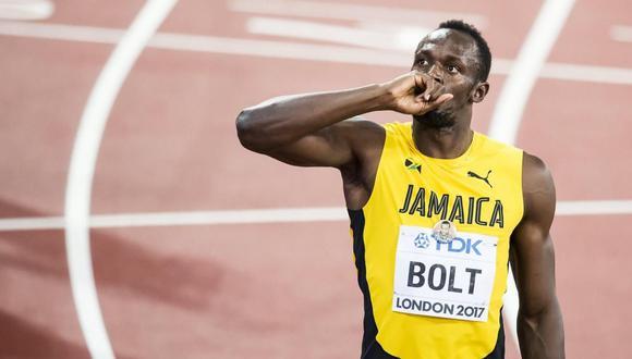 El Burton Albion, club que milita en la Segunda División de Inglatera, quiere fichar a Usain Bolt. (Foto: AFP).