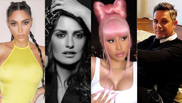 Los 10 originales nombres que los famosos les pusieron a sus hijos  (Foto: Instagram)