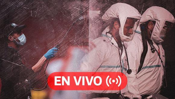 Coronavirus EN VIVO en el mundo | Sigue aquí EN DIRECTO las últimas noticias y conoce las cifras actualizadas de la pandemia COVID-19 en todo el mundo, HOY martes 15 de setiembre de 2020. (Foto: Diseño El Comercio)