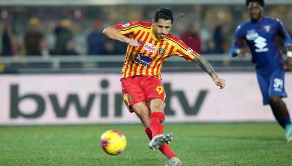 El representante de Gianluca Lapadula evita referirse a un contacto con la selección peruana. (Foto: EFE)