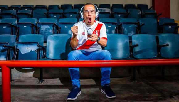 Las cinco narraciones más recordadas de Daniel Peredo con la selección peruana. (Foto: GEC)