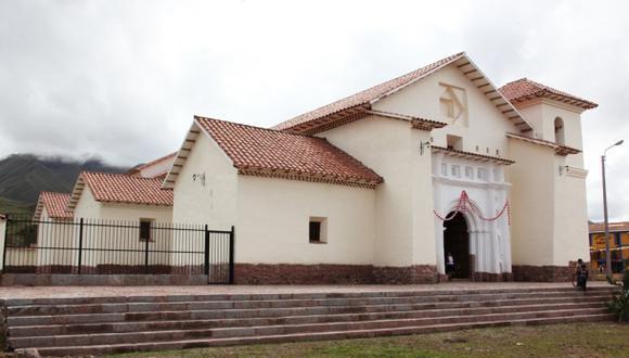 Restauran templo donde se realizó la Batalla de Sangarará