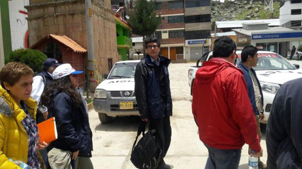 Las Bambas: comisión del Ejecutivo llega para retomar diálogo - 3