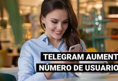 Telegram: aplicación gana 25 millones de usuarios en 72 horas