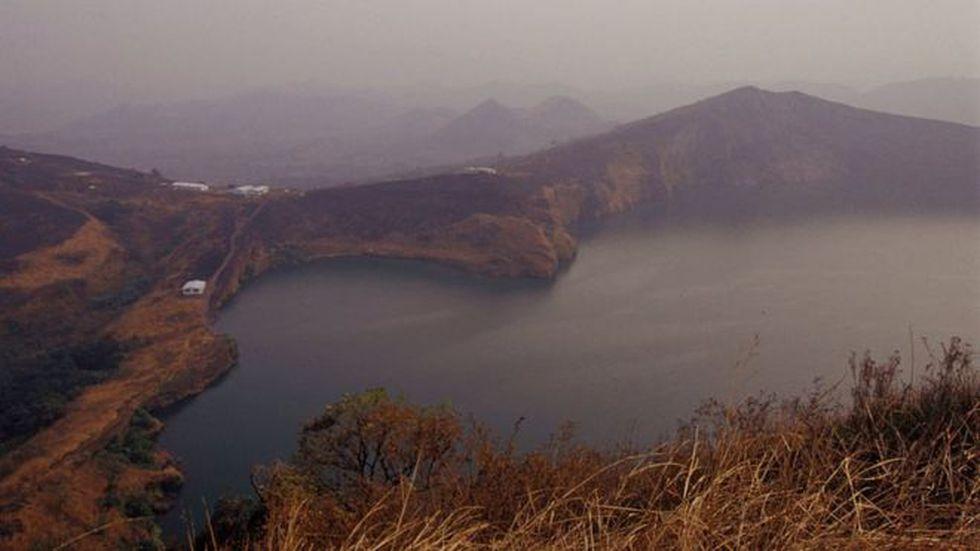 El Nyos es un lago volcánico en un área remota de Camerún en el occidente de África.