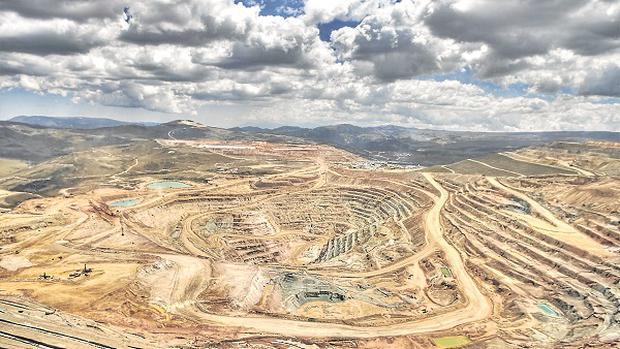 El destino final de Yanacocha (Cajamarca) es convertirse en una mina de cobre.