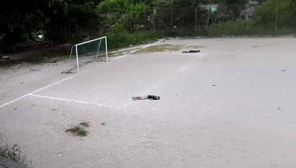 El Salvador: Pandilleros matan a 5 personas en cancha de fútbol