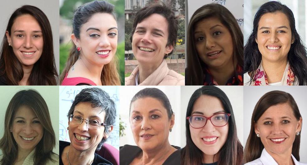 Científicas, investigadoras y divulgadoras han formado parte del ciclo de podcast Mentes Peruanas. (El Comercio)