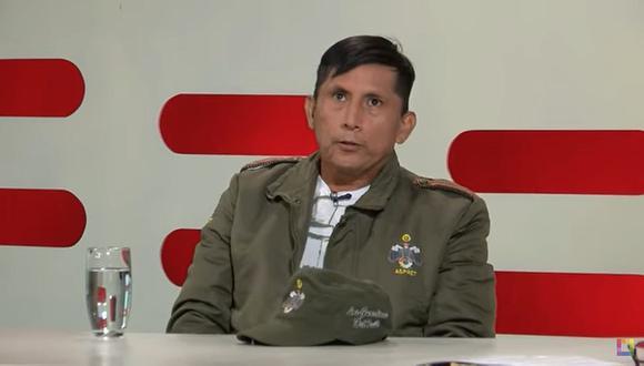 Eddy Villarroel fue detenido en el año 2019 por sus vínculos con los Quispe Palomino | Foto: Captura de video / Willax TV