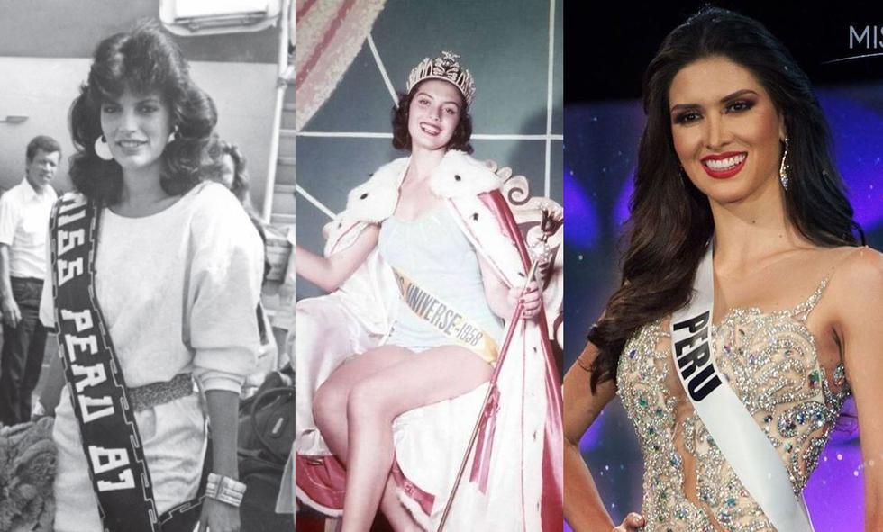 En el Miss Universo, Perú solo ha logrado colocar a cinco reinas de belleza en el afamado Top 10 del certamen, entre las cuales se escoge a la ganadora. Entre ellas destacan Jessica Newton, Gladys Zender y Kelin Rivera. (Fotos: Archivo El Comercio)