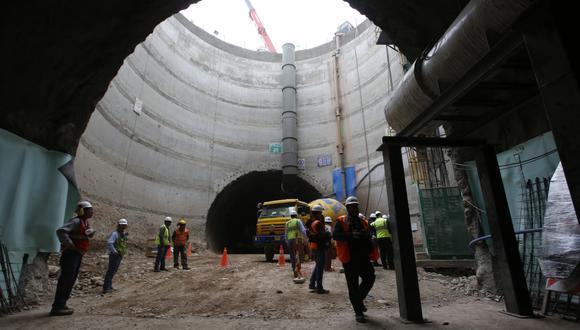 La inversión en infraestructura se verá impulsada, principalmente, por las obras del Metro de Lima. (Foto: GEC)