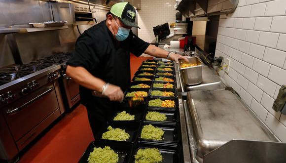 Cocinas ocultas buscan llegar a más ciudades de Lima. (Foto:AP)