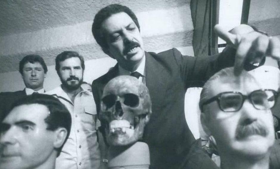 Romeu Tuma descubrió la verdadera identidad de Mengele después de que las autoridades alemanas interceptaran la carta de un antiguo ayudante. (A. N. DE LOS DELEGADOS DE LA POLICÍA FEDERAL vía BBC)