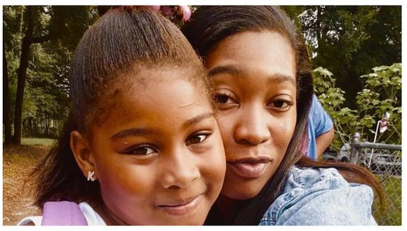 Coronavirus USA | Florida  | Kimora Lynum Kimmie | Covid- 19 mató a niña sana de 9 años: la víctima más joven del estado. Foto: gofundme