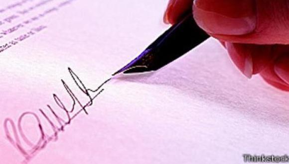 La firma de documentos de manera digital está avanzando en forma acelerada en nuestro país.