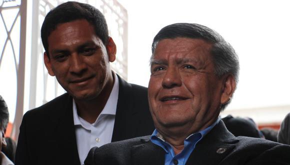 La Fiscalía investiga a Acuña Peralta y Valdez Frías por el proceso de concesión del proyecto Chavimochic y su posible vinculación en la planilla oculta de la empresa Odebrecht   Foto: Archivo El Comercio