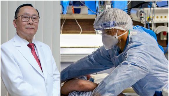"""""""Este paquete es por toda la hospitalización y es integral"""", señala Carlos Joo, presidente de la Asociación de Clínicas Particulares. (Foto: Archivo El Comercio/ACP)"""