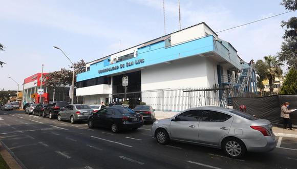Intervienen Municipalidad de San Luis por presuntas compras irregulares durante emergencia por COVID-19. (Foto: GEC/Archivo)