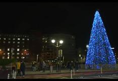 Madrid da la bienvenida a la Navidad en una fiesta marcada por la pandemia