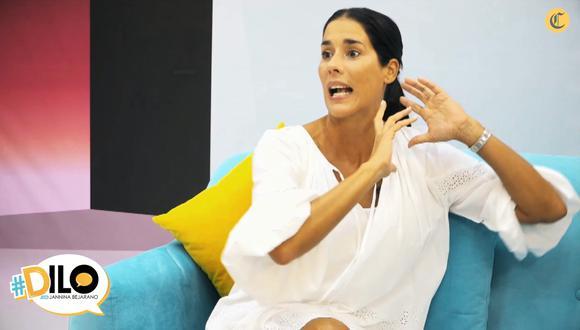 Gianella Neyra será la nueva invitada de #Dilo con Jannina Bejarano.