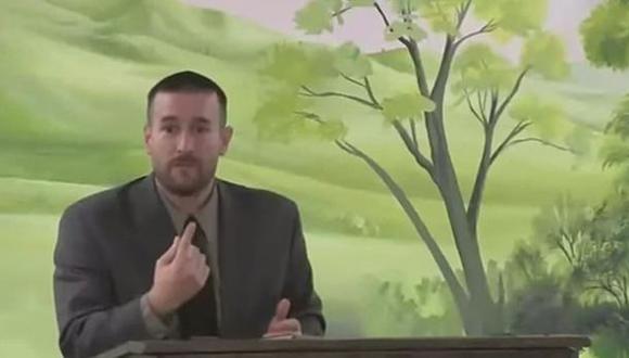 """Pastor: """"Matar a gays es el camino para un mundo libre de sida"""""""