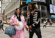 Cardi B presenta a su segundo hijo, fruto de su relación con el rapero Offset