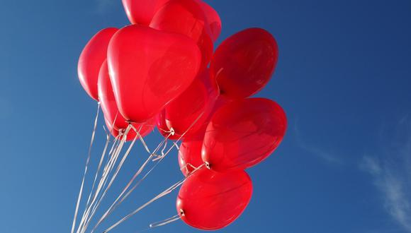Los globos que una joven solicitó a una tienda eran muy especiales. El negocio online, al darse cuenta de ello, hizo lo inesperado. (Foto referencial: Hans Braxmeier / Pixabay)
