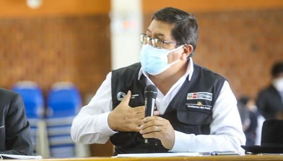Federico Tenorio, ministro de Desarrollo Agrario y Riego. (Foto: Midagri)