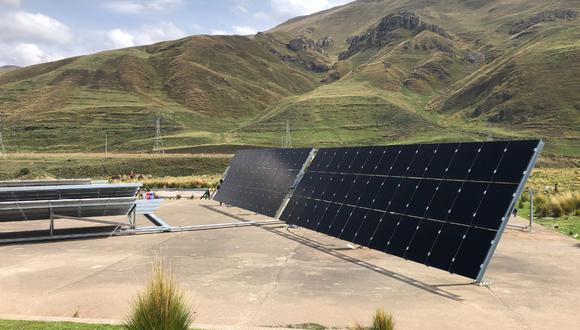 Solarlab evaluará las tecnologías requeridas para producir energía solar para minas y hogares en la sierra de Junín (Foto: Statkraft)