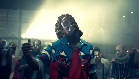"""Escena de """"Behind the Mask"""", video de tema inédito de Michael Jackson. (Fuente: YouTube)"""