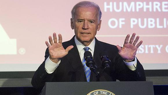 Paciencia. Joe Biden afirma estar preparado para empezar a trabajar. Lo único que necesita es que se lo permitan. (Reuters)