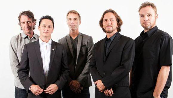 La banda Pearl Jam está integrada por Stone Gossard, Mike McCready, Matt Cameron, Eddie Vedder y Jeff Ament. (Foto: Reuters)
