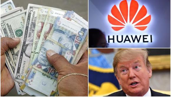 Con el estallido del nuevo episodio de guerra comercial, la apreciación de la moneda peruana se ha reducido a 0,81% en mayo frente al dólar. En dos días además, perdió el 1% de su valor.