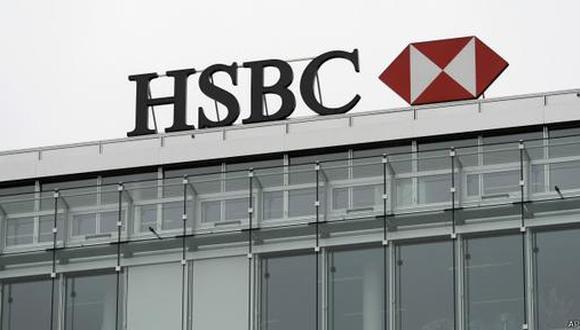 HSBC reduce sus beneficios un 28% en el primer trimestre