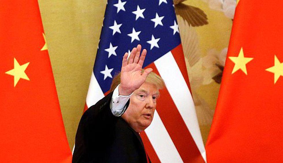 Donald Trump, presidente de Estados Unidos. (Foto: Reuters)