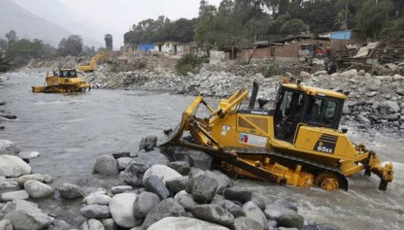 Fenómeno de El Niño: Estado comprará maquinarias por prevención