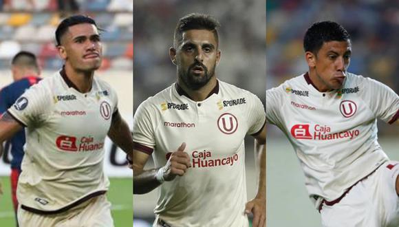 Gregorio Pérez se refirió a la continuidad de los jugadores uruguayos en la 'U'. (GEC)