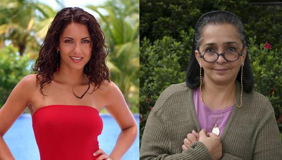 Ana Martín interpretó a Doña Refugio, la madre de Rubí (Foto: Televisa)