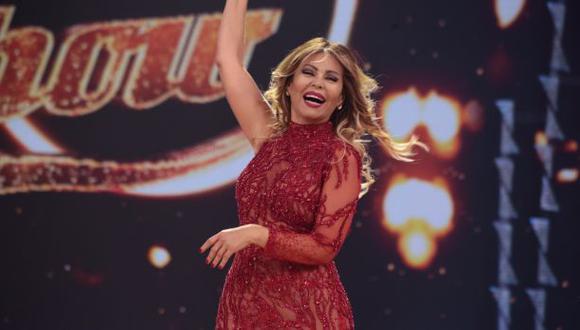 """""""El gran show"""" de Gisela volvió a la TV con este ráting [VIDEO]"""