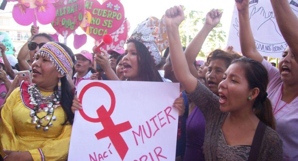 #NiUnaMenos: originales carteles se vieron en la marcha [FOTOS] - 6