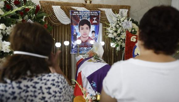 Durante manifestaciones se produjo la muerte de Jack Pintado y Inti Sotelo, el 14 de noviembre, y la de Jorge Muñoz, el 3 de diciembre. (Fotos: archivo / Jessica Vicente/ photo.gec)