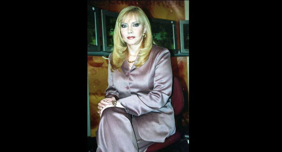 Roxana Canedo. (Fotos: archivo El Comercio / Difusión)
