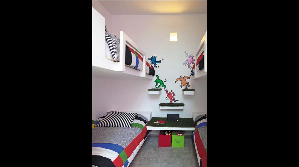Habitaciones compartidas: Tips para decorarlas con estilo - 2